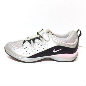 Nike cycling shoes like new women's 8